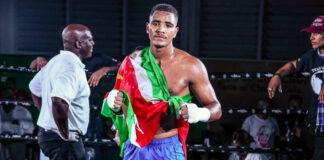 Donovan Wisse boekt vijfde overwinning in GLORY kickboxing ring