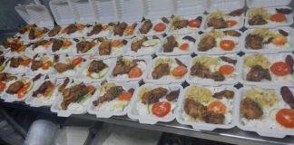 NDP bestelde honderden porties eten voor bijeenkomst te Colakreek