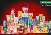Bestel uw Fernandes Kerstpakket online en laat leveren in Suriname