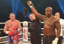 Kickbokser Ismael Londt maakt succesvolle comeback in Duitsland