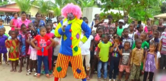 Eerste Nationale Kinderdagviering in Suriname op 5 december