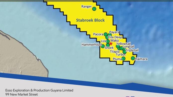 BREAKING: Wederom grote olie vondst in Guyana