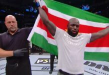'Bigi Boy' Rozenstruik wint van Alistair Overeem in Washington