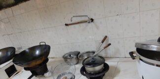 Gesloten onhygiënisch restaurant na schoonmaak en hercontrole weer open