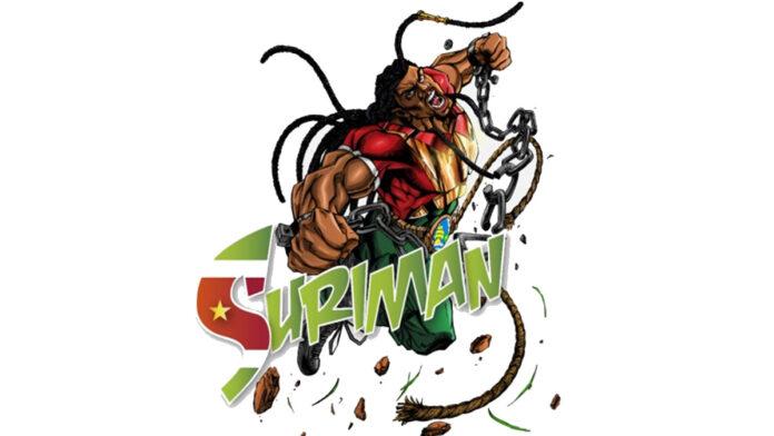 Eerste deel van Superheld Suriman gelanceerd