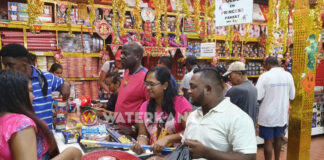 Dit jaar weer veel vuurwerk verkocht in Suriname