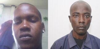 Politie Suriname zoekt deze twee voortvluchtige verdachten