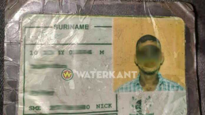Dief laat id-kaart achter bij woninginbraak in Nickerie