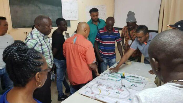 Eerste GAP-training district Marowijne gestart in Moengo