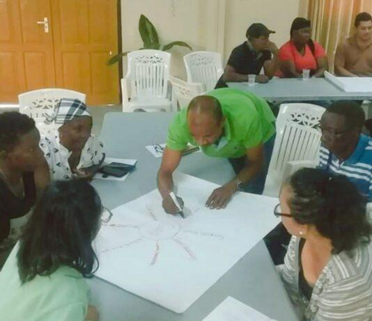 Extra GAP-training voor agrariërs district Para