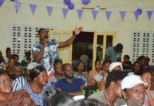 Hoorzittingen Paramaribo-Noordoost gestart in Beekhuizen