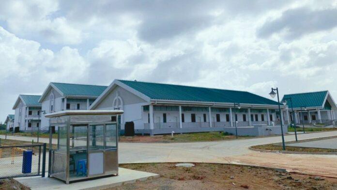 Regionaal Streekziekenhuis Wanica technisch opgeleverd