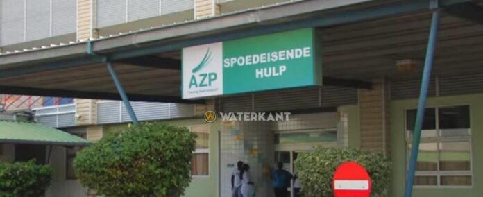 Spoedeisende Hulp SEH AZP Suriname