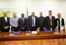 Suriname en India tekenen overeenkomst voor energie binnenland