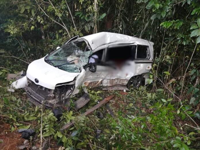 61-jarige vrouw is eerste verkeersdode van 2020 in Suriname