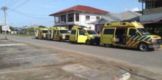 Ambulancedienst SUR-CAD toegevoegd aan Command Center