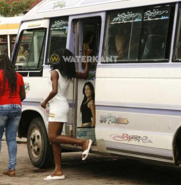 bus in Suriname
