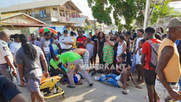 Gevluchte dader van 'drive-by shooting' te Abrabroki vast