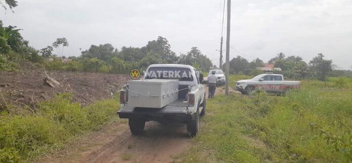 Opnieuw lijk in goot aangetroffen in Suriname