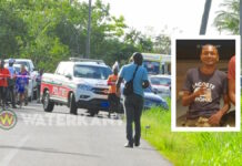 Sprake van misdrijf bij vondst lijk man in goot langs Vierkinderenweg
