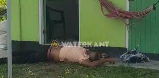 Man beroofd en doodgeschoten bij barbershop in Suriname