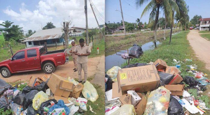Overheid Suriname gaat hard optreden tegen milieu vervuilers