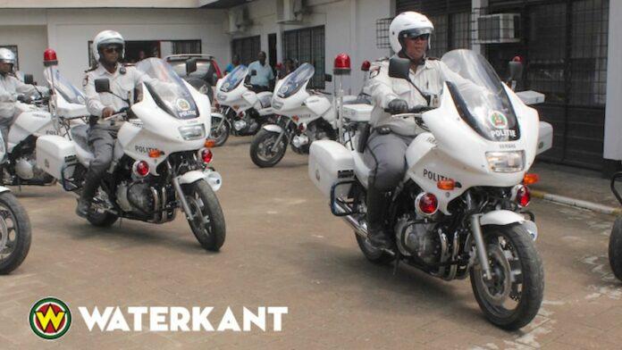 Motor Surveillance Dienst bekeurt in 1 week 527 verkeersdeelnemers