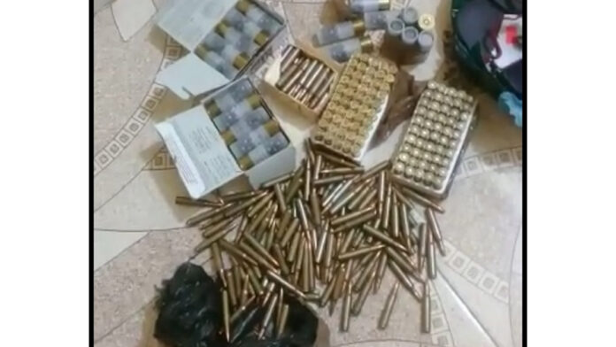 Braziliaanse vrouw aangehouden die munitie leverde aan Braziliaanse rovers