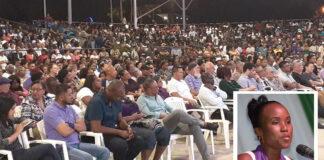 NDP-parlementariër Afonsoewa: 'No wan jap japi, no wan kes kesi e tap a show'