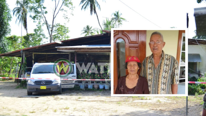 Vermoord bejaard echtpaar Saramacca wordt zaterdag begraven