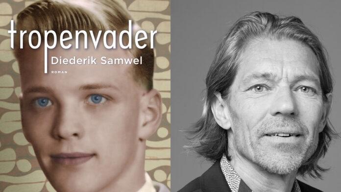 Diederik Samwel publiceert volgende maand zijn roman 'Tropenvader'