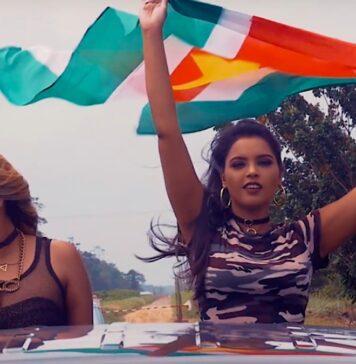Nieuw clip van Valentijns nummer X-TATIK opgenomen in Suriname