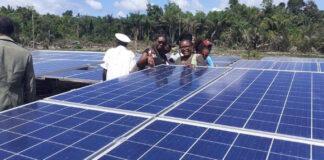 VIDEO: Dorpen in binnenland Suriname voorzien van zonnepanelen