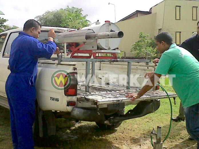 Intensivering bestrijding Dengue in Suriname