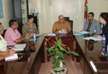 Installatie commissie Maternal Health and Mortality Reduction Steering