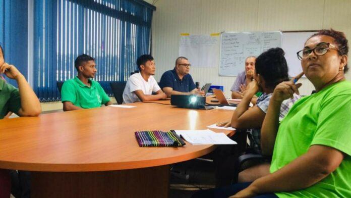 LVV geeft training aan medewerkers InVitroPlants Grassalco