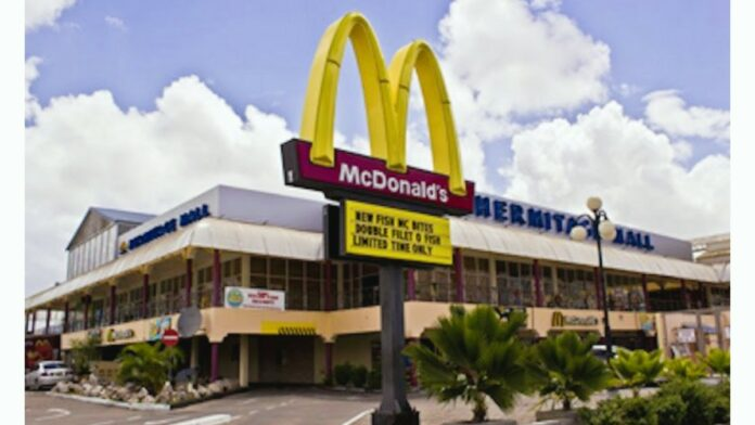 McDonald's-suriname