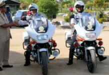 Motorsurveillance Para versterkt met twee nieuwe motorfietsen