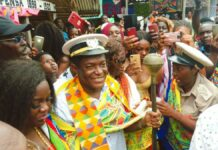 Pamaka stam heeft nieuwe granman