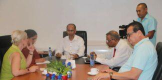 Turkse handelsdelegatie heeft interesse voor investering in Surinaamse bananensector