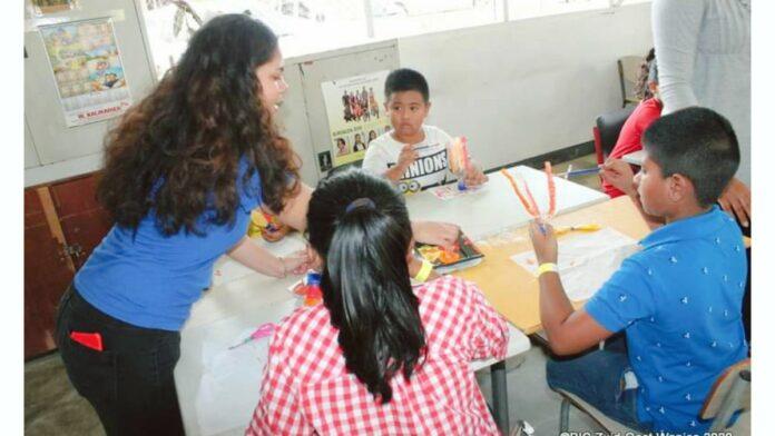 Zonnebloem-dyari moet creatieve ontwikkeling onder jeugd stimuleren