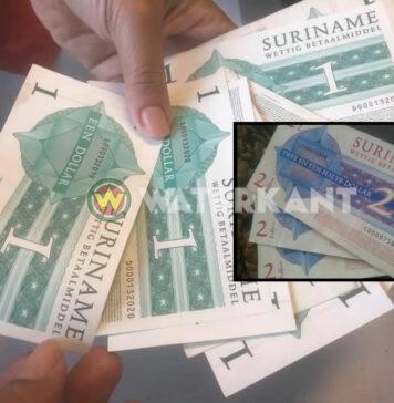 Ministerie: 'Muntbiljetten in omloop gebracht vanwege tekort aan munten'