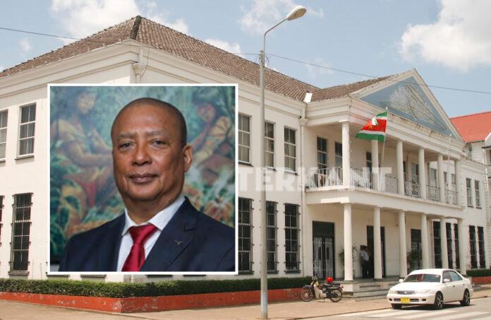 Zaterdag benoeming nieuwe Governor CBvS: Maurice Roemer