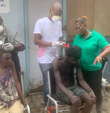 Daklozen in Suriname in het zonnetje gezet