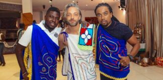 Nieuw nummer Damaru met Tommie Christiaan die Aucaans zingt