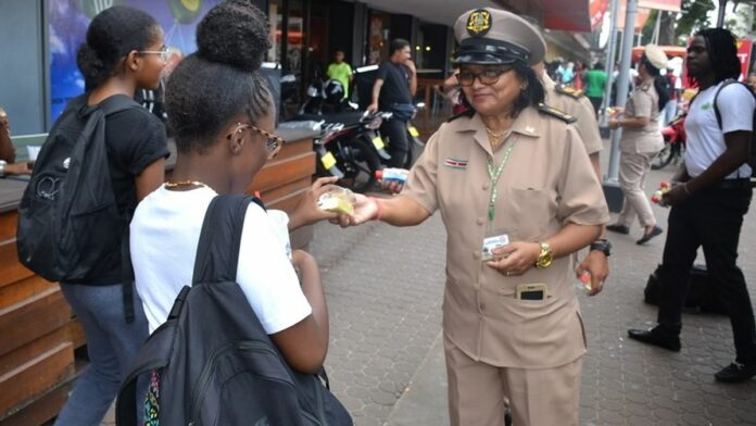 Landelijke hygiëne campagne van start in Suriname