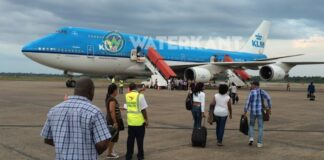 Suriname volgend jaar laatste bestemming van KLM Boeing 747
