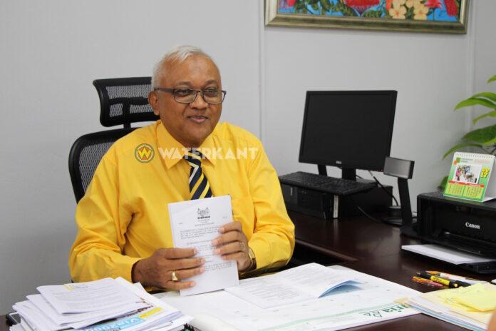 Directeur Pensioenfonds Suriname ontkent stelen pensioengelden