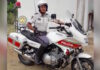 Motoragent Donovan Kartowardi is 9e verkeersdode dit jaar in Suriname