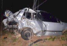 Man dood bij aanrijding op Oost-West verbinding in Suriname
